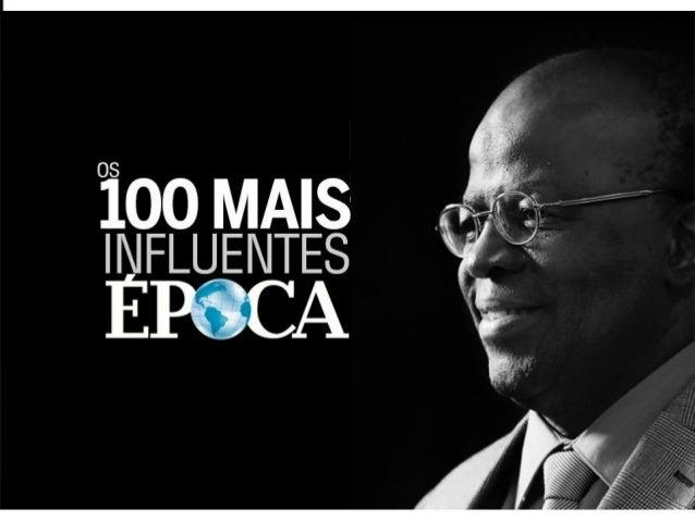 Os 100 mais influentes 29.07