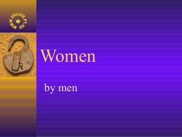 Women by men