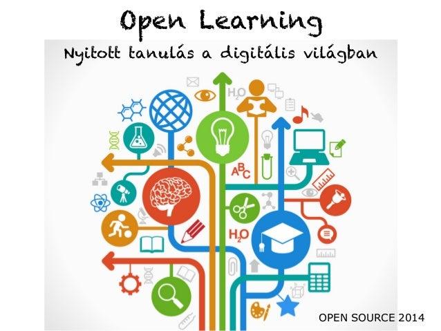 Open Learning - Open Source 2014 konferencia