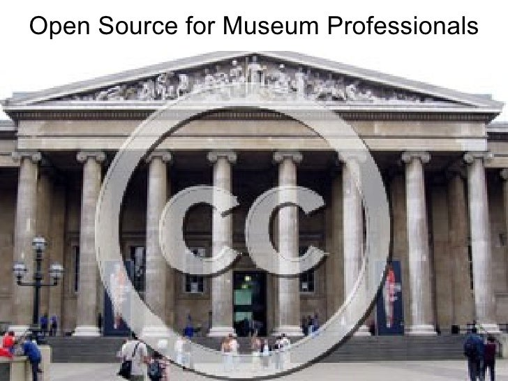 Open Source for Museum Professionals