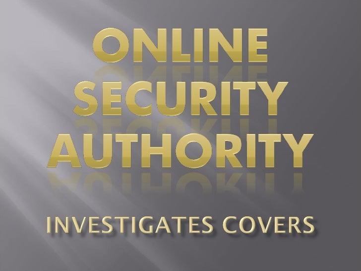 OSA Investigates Covers