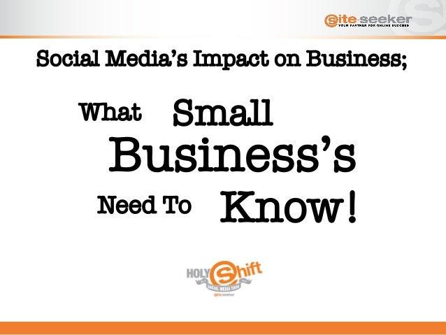 OSBDC Social Media 101