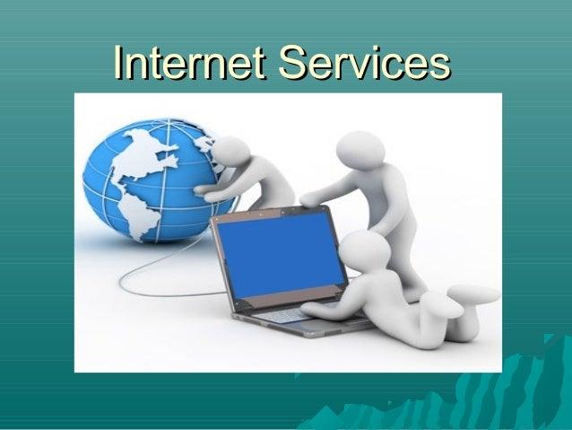 Internet services, by Óscar Castro García