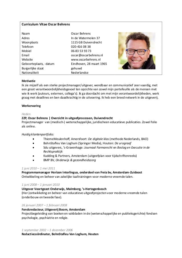 Oscar Behrens Cv 13022013kopie on oscar schmidt website