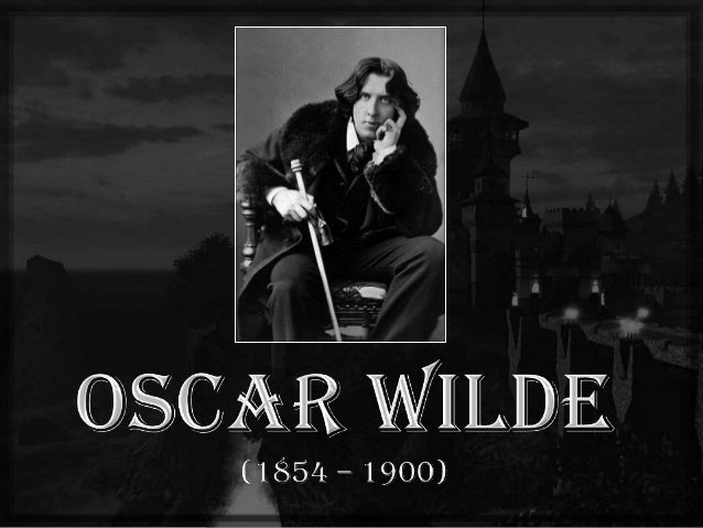Oscar Wilde was an Anglo-Irish playwright, novelist,poet, and critic. He is regarded as one of the greatestplaywrights of ...
