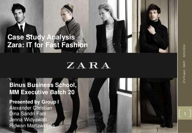 zara case study hbr