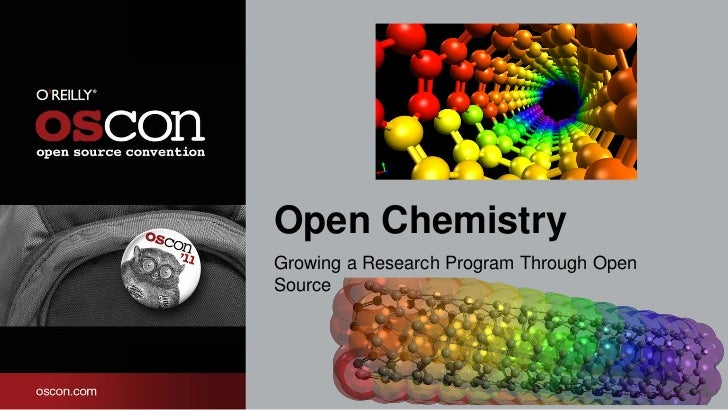 Open ChemistryGrowing a Research Program Through OpenSource