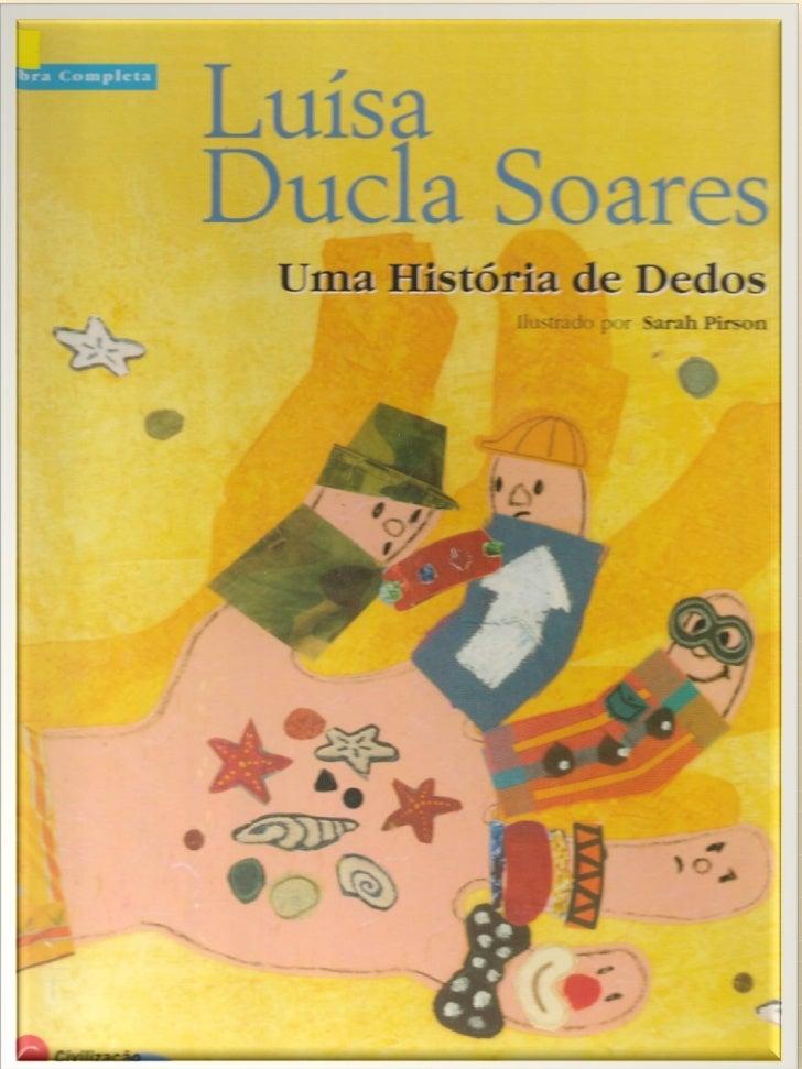 Os dedos_ Luisa Ducla Soares