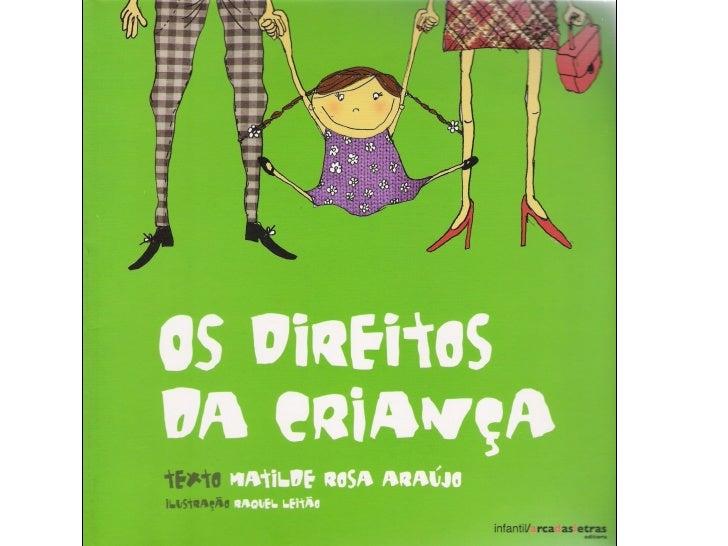 01             A CRIANÇA,           TODA A CRIANÇA,        SEJA DE QUE RAÇA FOR,SEJA NEGRA, BRANCA, VERMELHA, AMARELA     ...