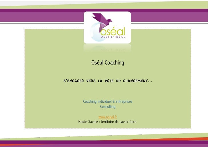 Osealcoaching