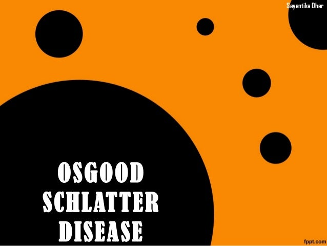 how to get rid of osgood schlatters