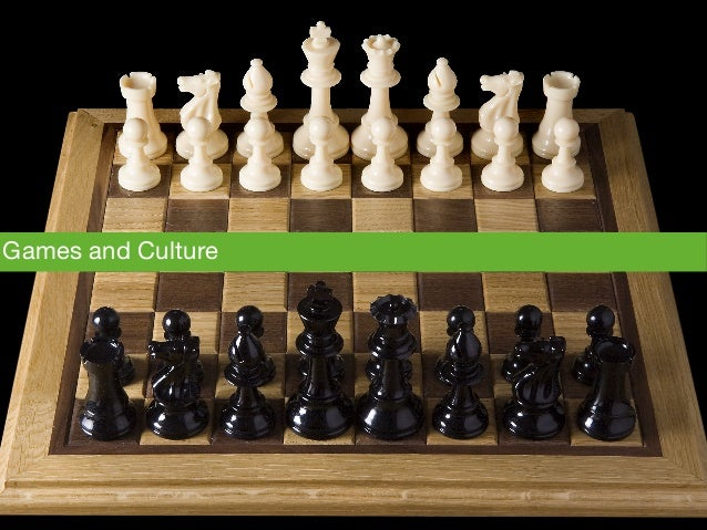 Games and Culture