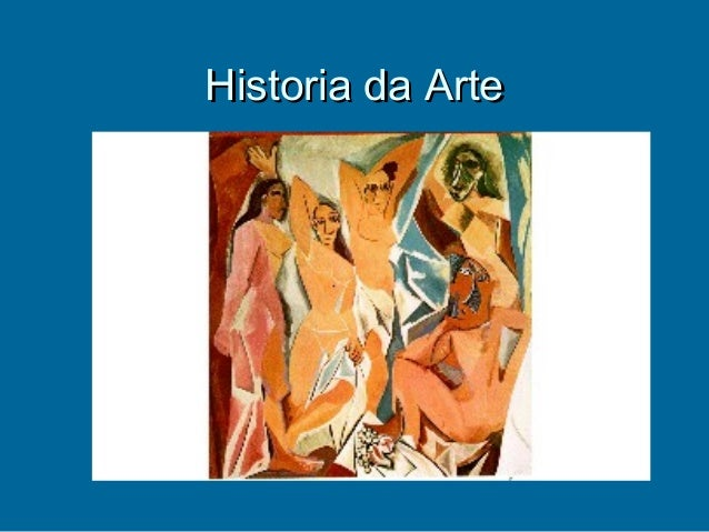 Historia da ArteHistoria da Arte