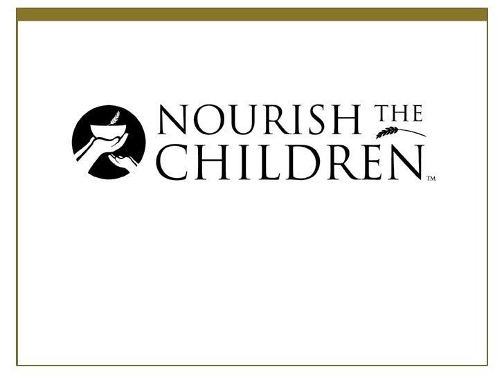 Nourish the Children Presentation