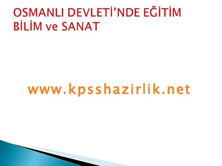 <ul><li>www.kpsshazirlik.net   </li></ul>