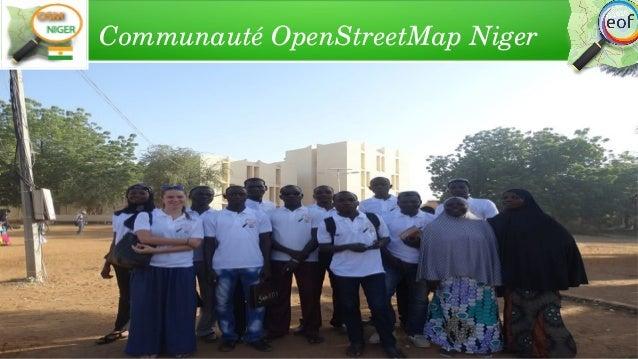 CommunautéOpenStreetMapNiger