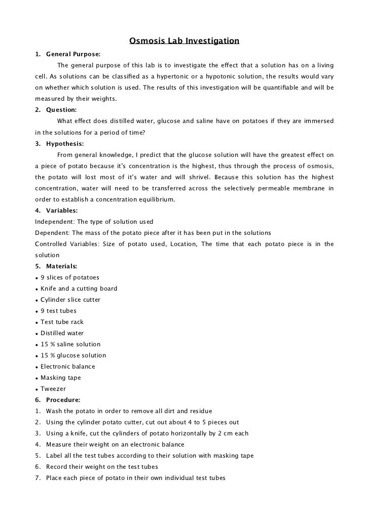 Osmosis essay A persuasive essay – Osmosis and Diffusion Worksheet