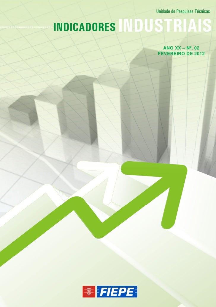 ANO XX Nº. 02   FEVEREIRO/ 2012                                    ANO XX – Nº. 02                                  FEVERE...
