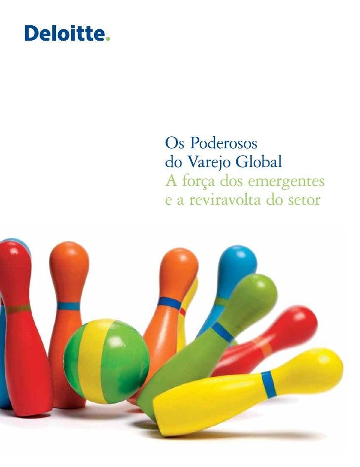 Os poderosos do varejo global 2010