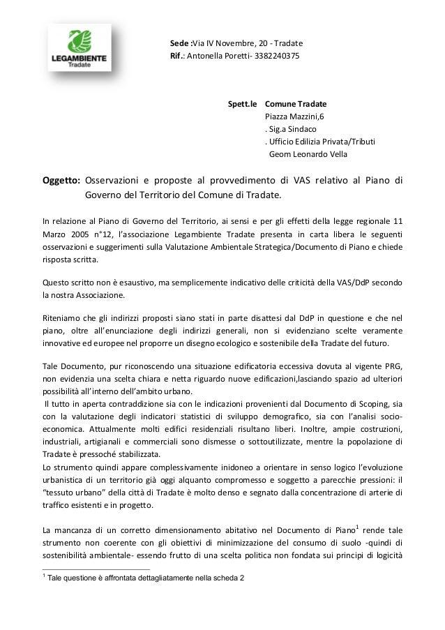 Sede  :Via  IV  Novembre,  20  -‐  Tradate   Rif.:  Antonella  Poretti-‐  3382240375         ...