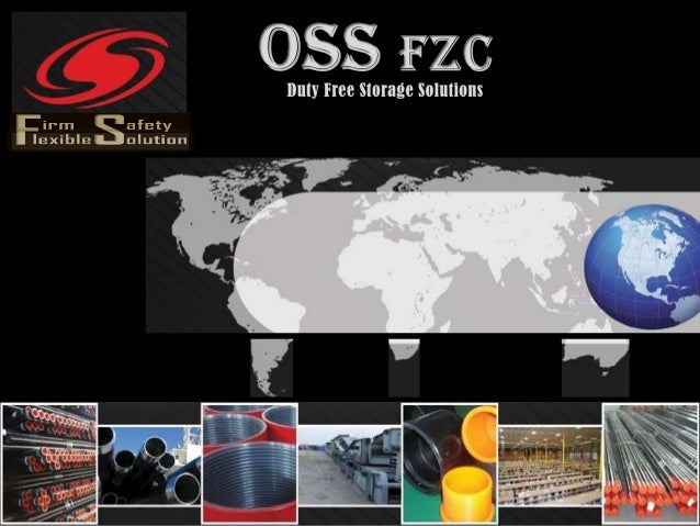 About Us Past ,Present & The Future: OSS FZC's business started with the open storage facility in 2006. Since then the bus...