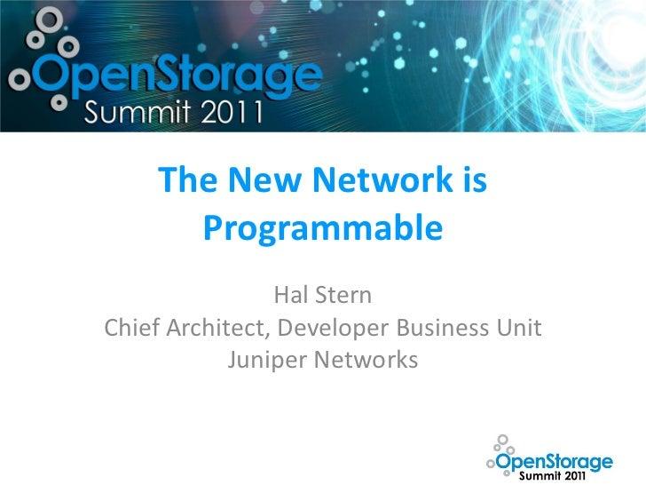 OSS Presentation Keynote by Hal Stern