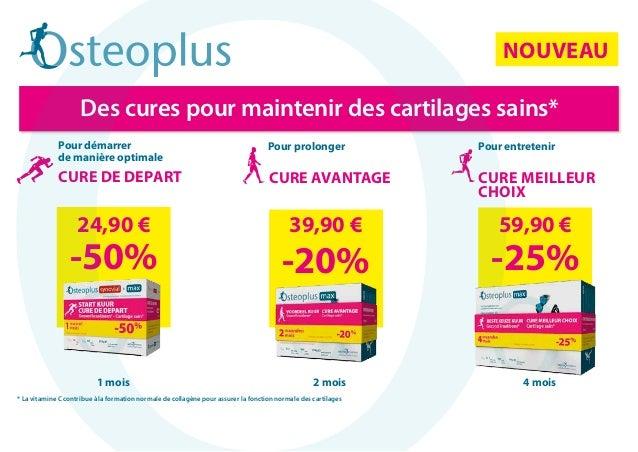 max  NOUVEAU  Des cures pour maintenir des cartilages sains* Pour démarrer de manière optimale  CURE DE DEPART  24,90 €  -...