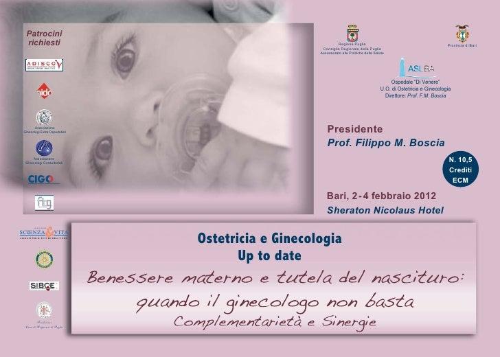 Ostetricia e ginecologia uptodate