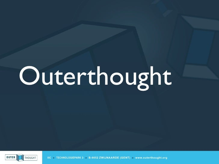 Outerthought / Lily Partnerships