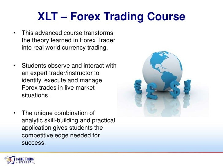 Forex certification course in india