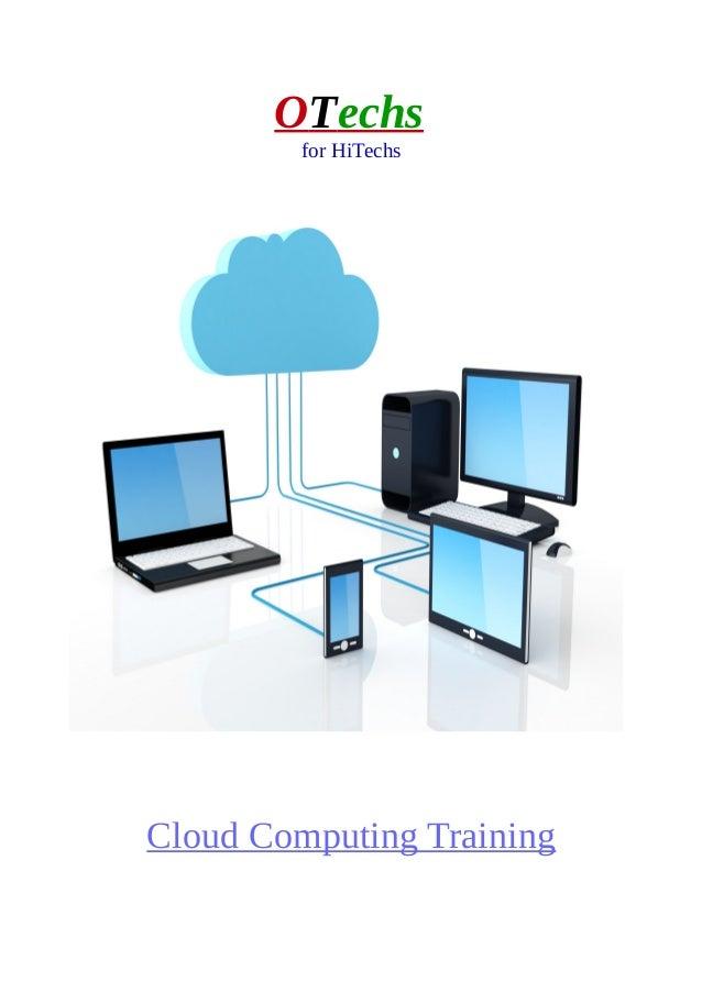 OTechs Cloud Computing Training Course