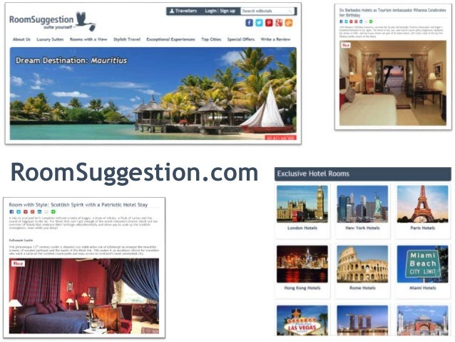 Hotels join us and present their luxurious suites and elegant rooms to attract more guests and increase revenues.