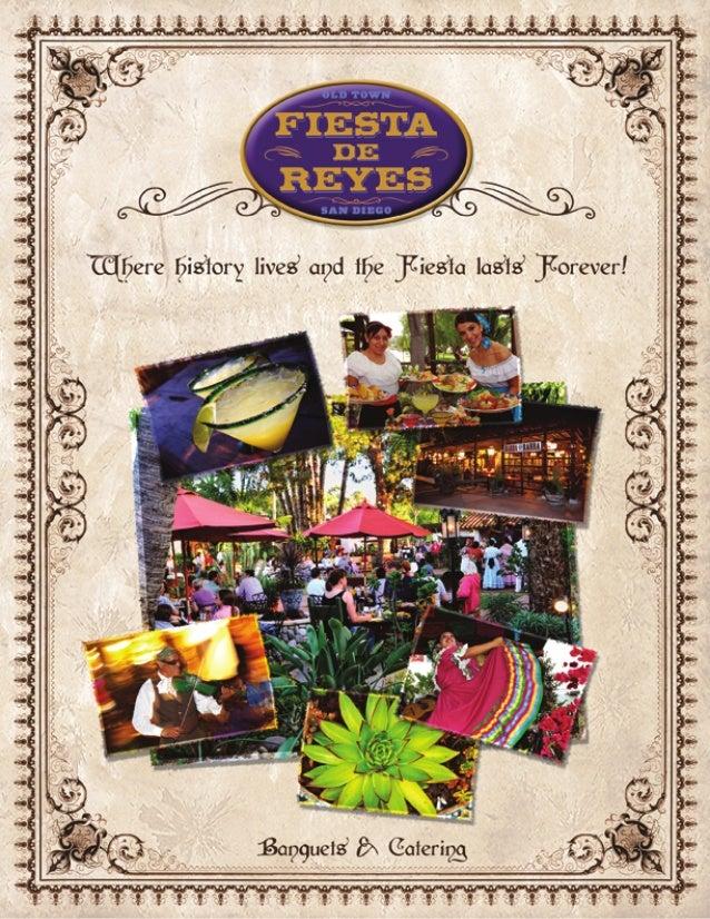 Fiesta de Reyes Welcome Packet