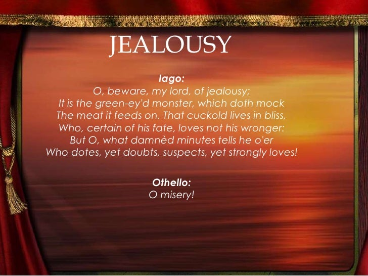 an essay on othello