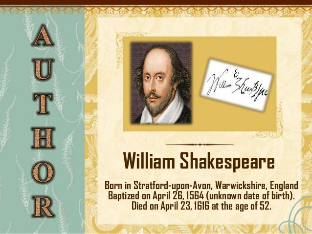 william shakespear essay Read this english essay and over 88,000 other research documents william shakespeare william shakespeare william shakespeare was born on april 23, 1564 in stratford.