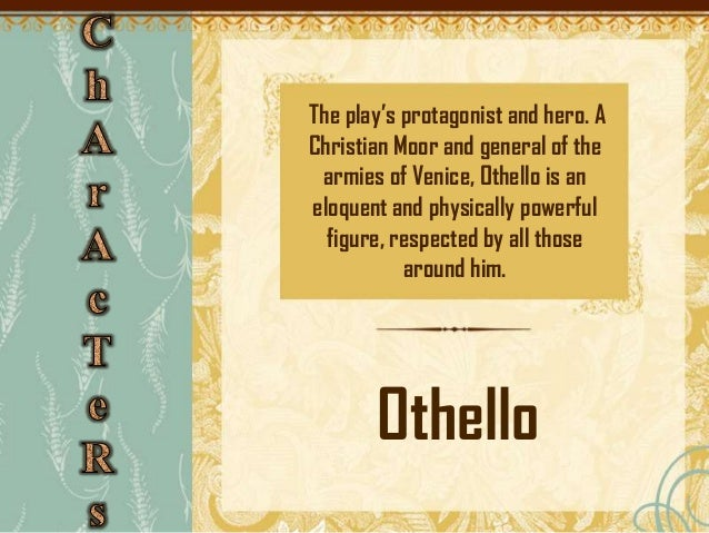 the humanization of emilia in othello a play by william shakespeare Margot harley co-founder and producing director • the students will make assumptions about william shakespeare's play othello emilia), othello is now.