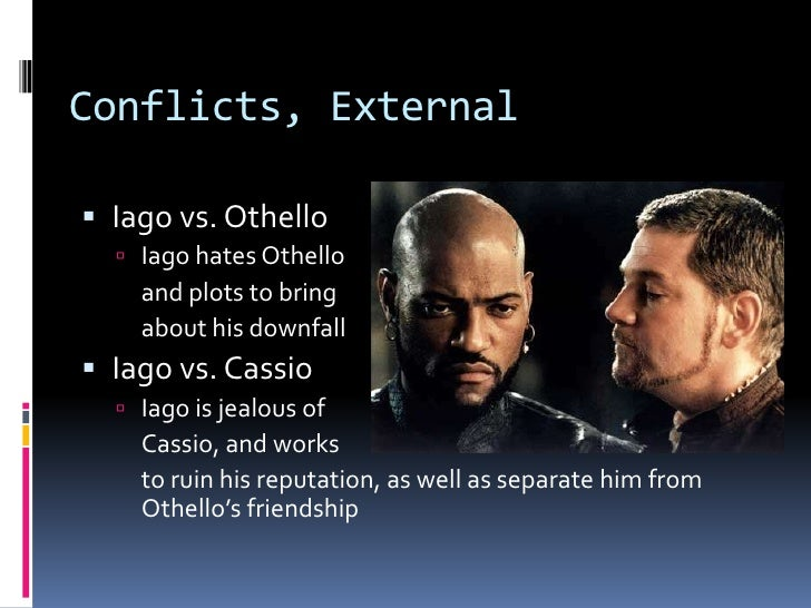 othello vs o scenes plots and