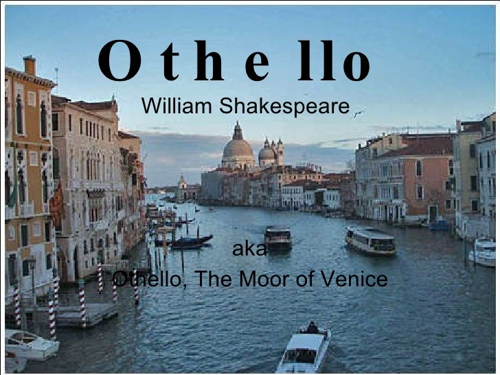 Othello Intro