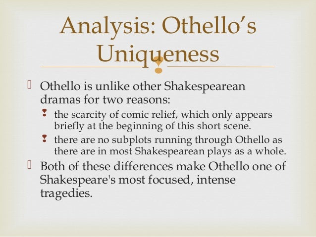 """an analysis of the act 3 scene 3 of desdemonas supposed infidelity Othello questions emilia about desdemona's infidelity as othello sinks further into his jealousy  read emilia's final speech in act four scene iii desdemona admits that she could not again """"let nobody blame him  documents similar to othello acts iv and v study guide answers 12 ap lit othello act iv study questions uploaded."""