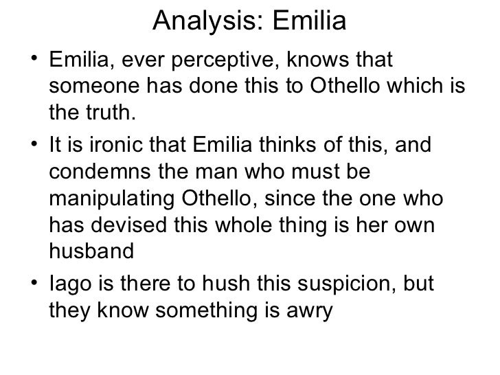 character analysis of othello essays Othello character analysis major characters: othello: protagonist and hero he is a highly valuable and respected general of venice, and an eloquent and powerful figure.