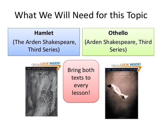 a comparison of shakespeares plays macbeth and othello Music in shakespeare's plays: it was customary in tudor and stuart drama to  include  songs startlingly and movingly, particularly in othello, king lear, and  hamlet  to such plays as a midsummer night's dream, the tempest, and  macbeth.