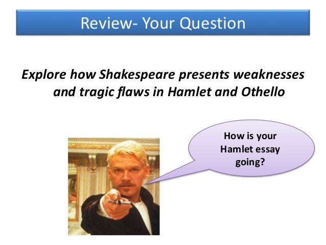Hamlet Tragic Hero Essay
