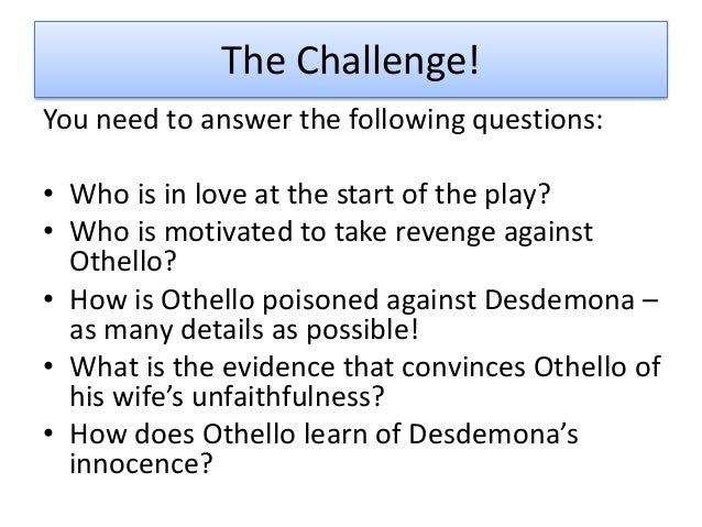 Othello As A Tragic Hero Essay