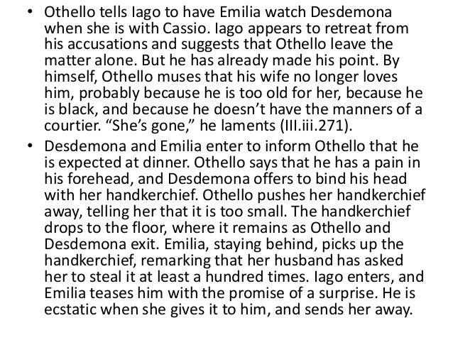 Shakespeare's Othello as a Tragic Hero