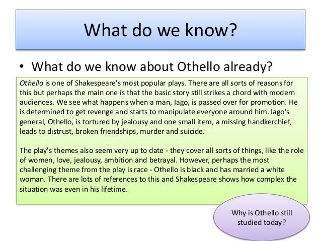 othellos tragic flaws Below is an essay on othello tragic flaw shakespeare from anti essays, your source for research papers, essays, and term paper examples in all the tragedies, the hero has to suffer the tragic flaw he is the only responsible of his downfall in shakespeare's play othello, othello brings all his misfortune on himself.