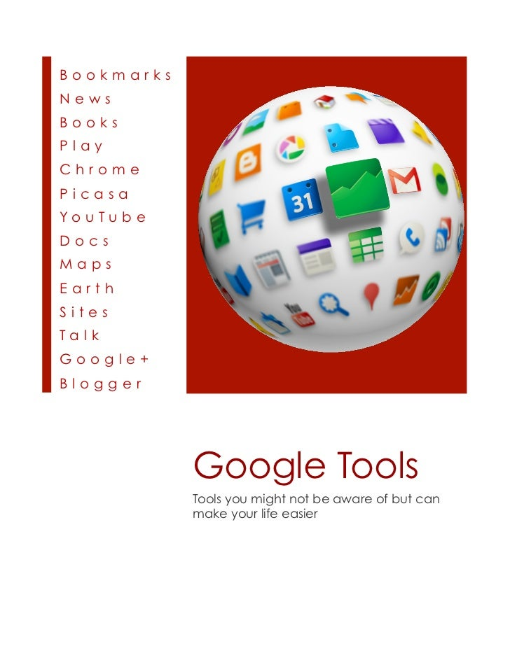 Other google tools