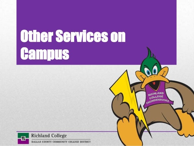 Other Services on Campus