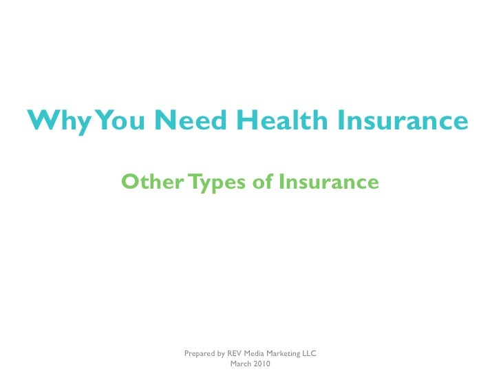 Why You Need Health Insurance: - HealthCompare
