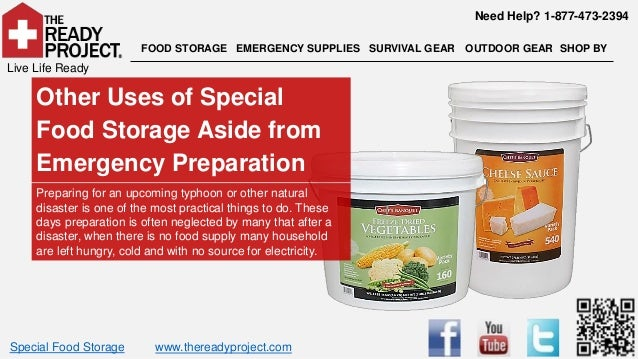 Need Help? 1-877-473-2394                         FOOD STORAGE EMERGENCY SUPPLIES SURVIVAL GEAR   OUTDOOR GEAR SHOP BYLive...