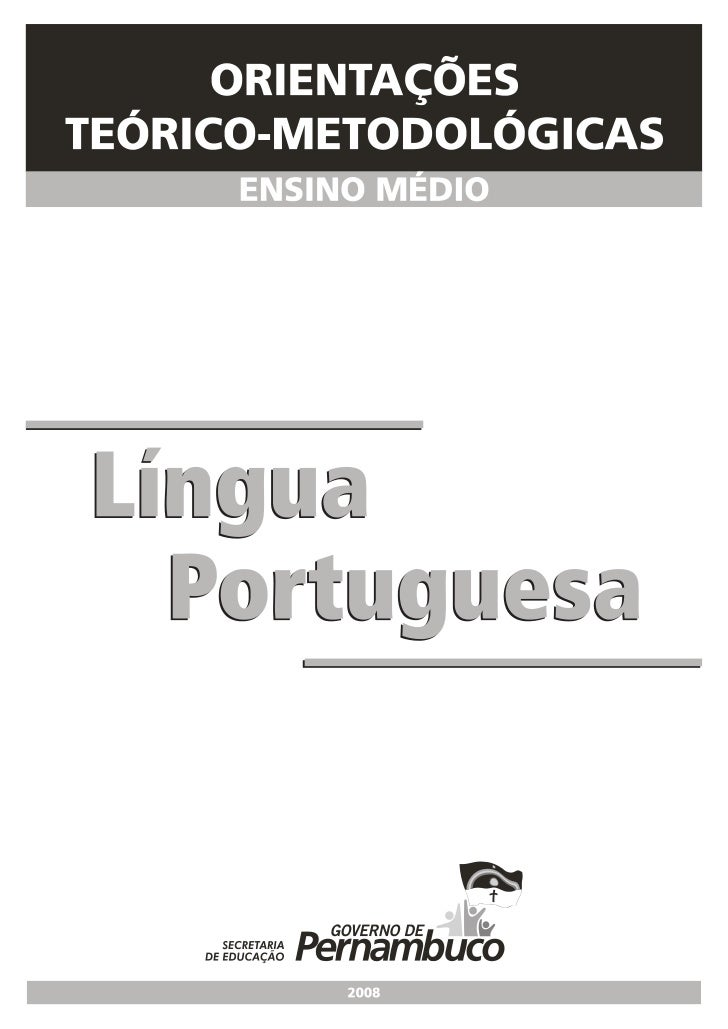 OTMs língua portuguesa